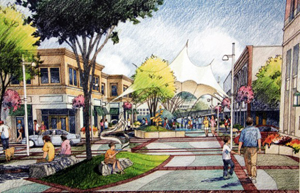 Downtown Master Plan Unveiled
