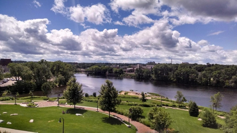 Eau Claire made it in the Top 10 of Wisconsin's Most Underated Towns