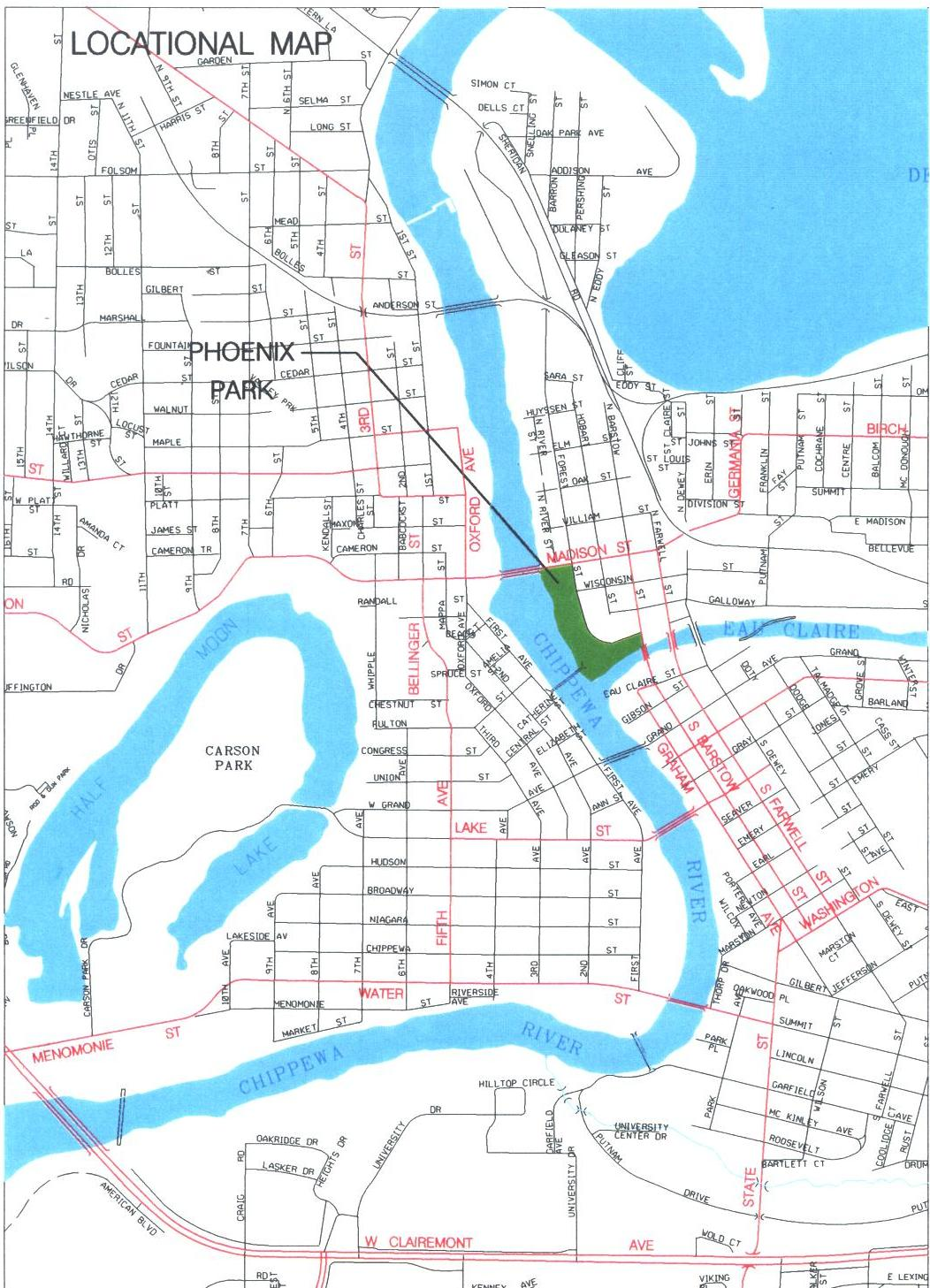 Additional Business Resources The City of Eau Claire Economic