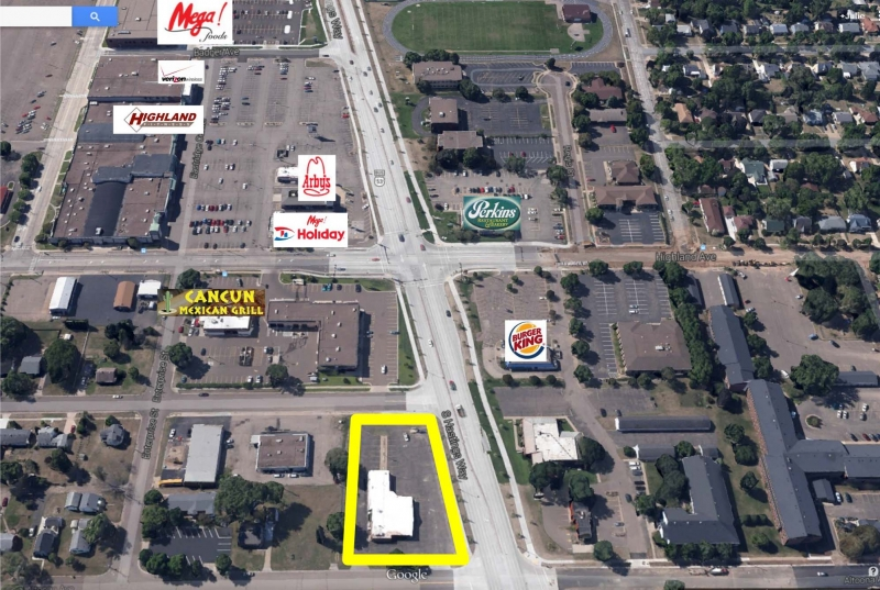 Vacant Commercial Opportunity