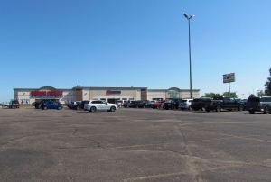 Shopping Center for Sale
